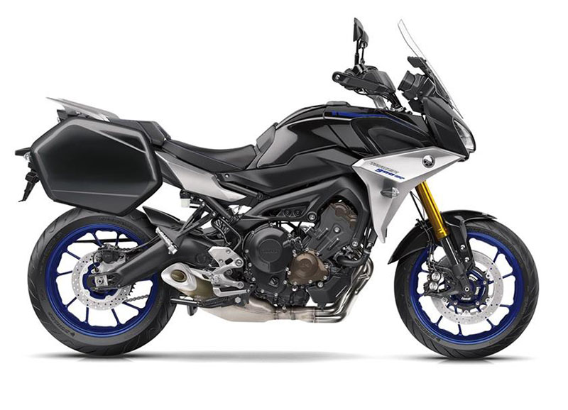 2019 Yamaha Tracer 900 GT in Tamworth, New Hampshire - Photo 1