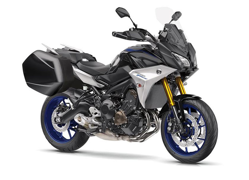 2019 Yamaha Tracer 900 GT in North Mankato, Minnesota