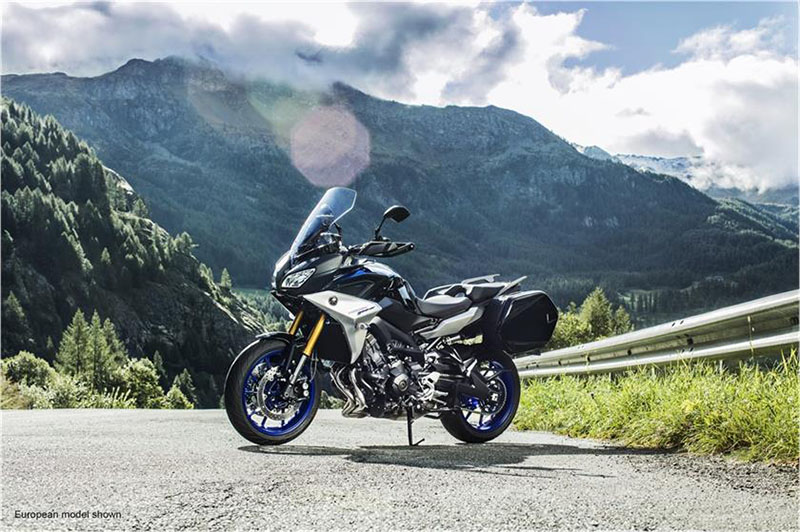 2019 Yamaha Tracer 900 GT in Statesville, North Carolina
