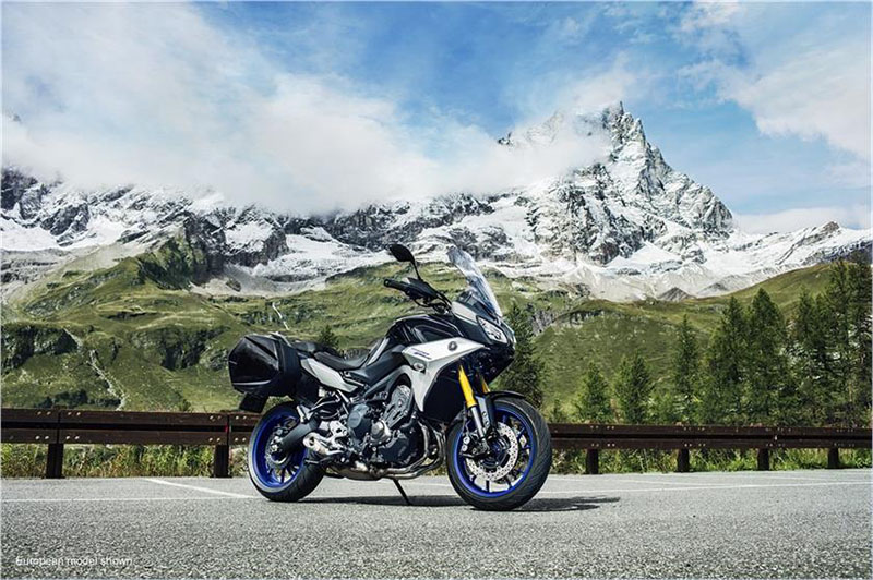 2019 Yamaha Tracer 900 GT in Coloma, Michigan