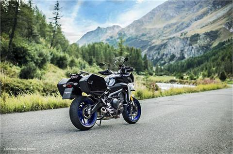 2019 Yamaha Tracer 900 GT in Dimondale, Michigan