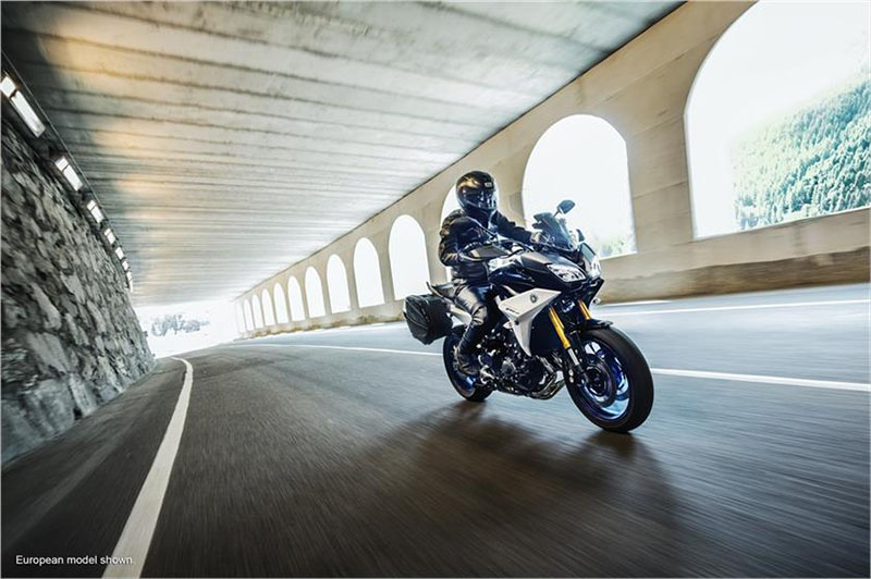 2019 Yamaha Tracer 900 GT in Danbury, Connecticut