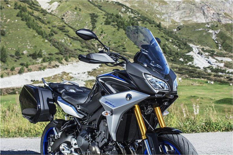 2019 Yamaha Tracer 900 GT in Asheville, North Carolina