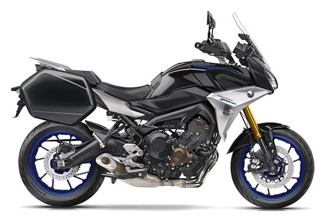 2019 Yamaha Tracer 900 GT in Santa Clara, California - Photo 1