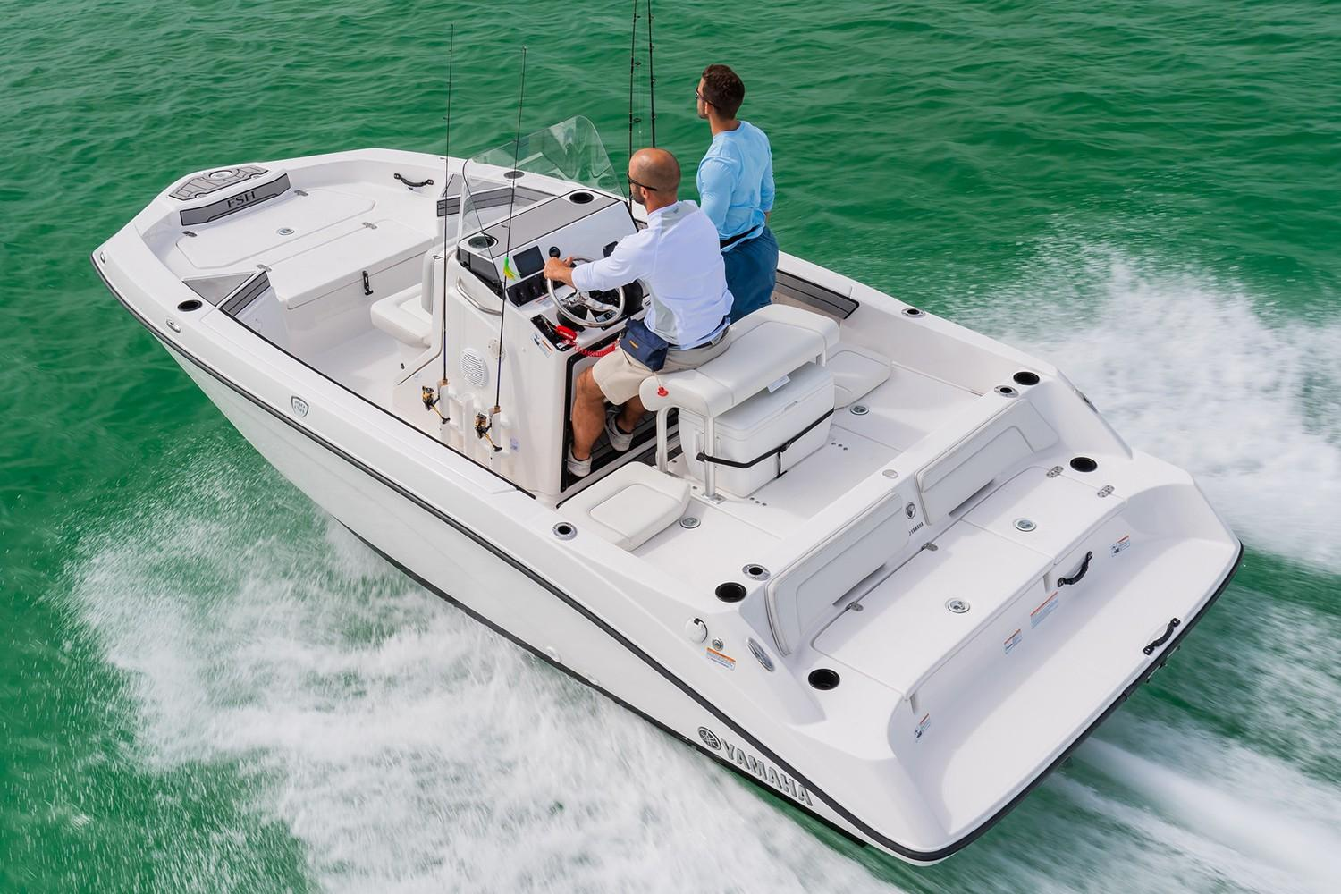 2019 Yamaha 190 FSH in Gulfport, Mississippi - Photo 1