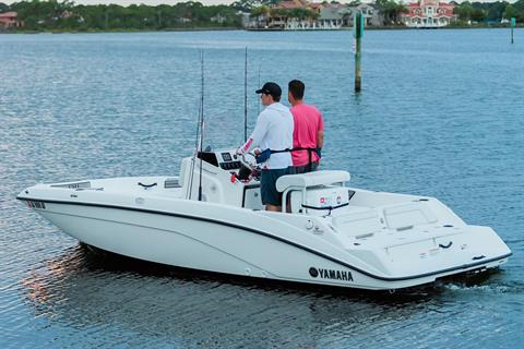 2019 Yamaha 190 FSH in Gulfport, Mississippi - Photo 9