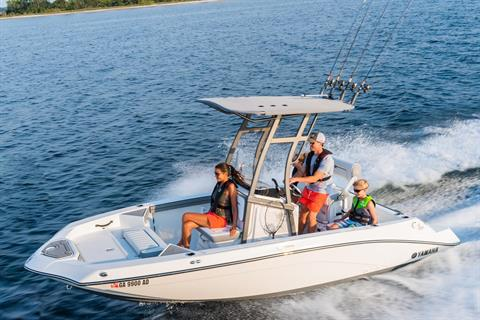 2019 Yamaha 190 FSH Sport in Gulfport, Mississippi - Photo 1
