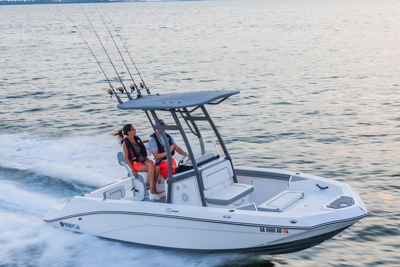 2019 Yamaha 190 FSH Sport in Gulfport, Mississippi - Photo 2
