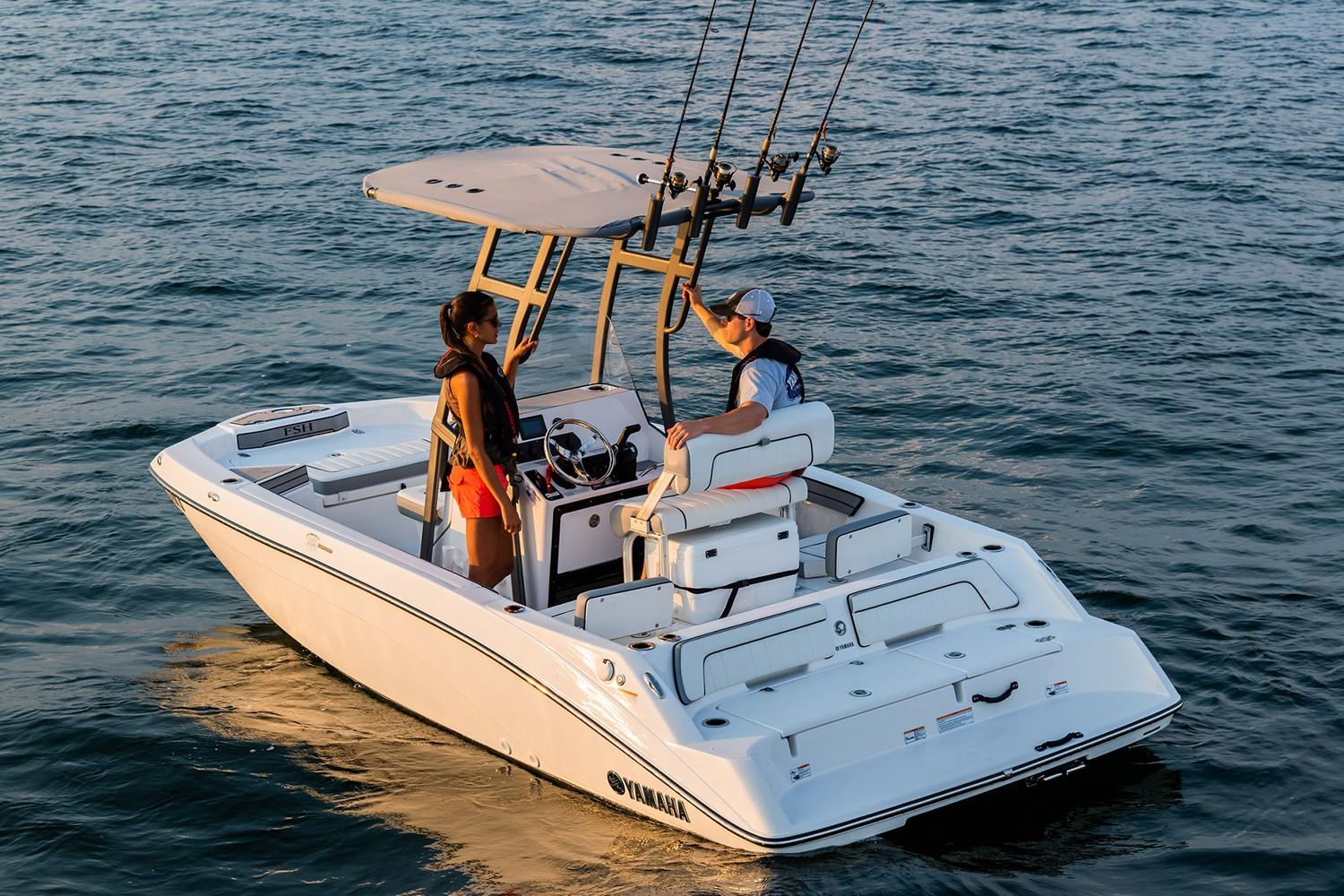 2019 Yamaha 190 FSH Sport in Gulfport, Mississippi - Photo 5