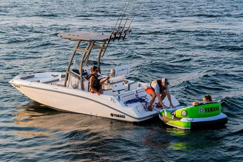 2019 Yamaha 190 FSH Sport in Gulfport, Mississippi - Photo 6