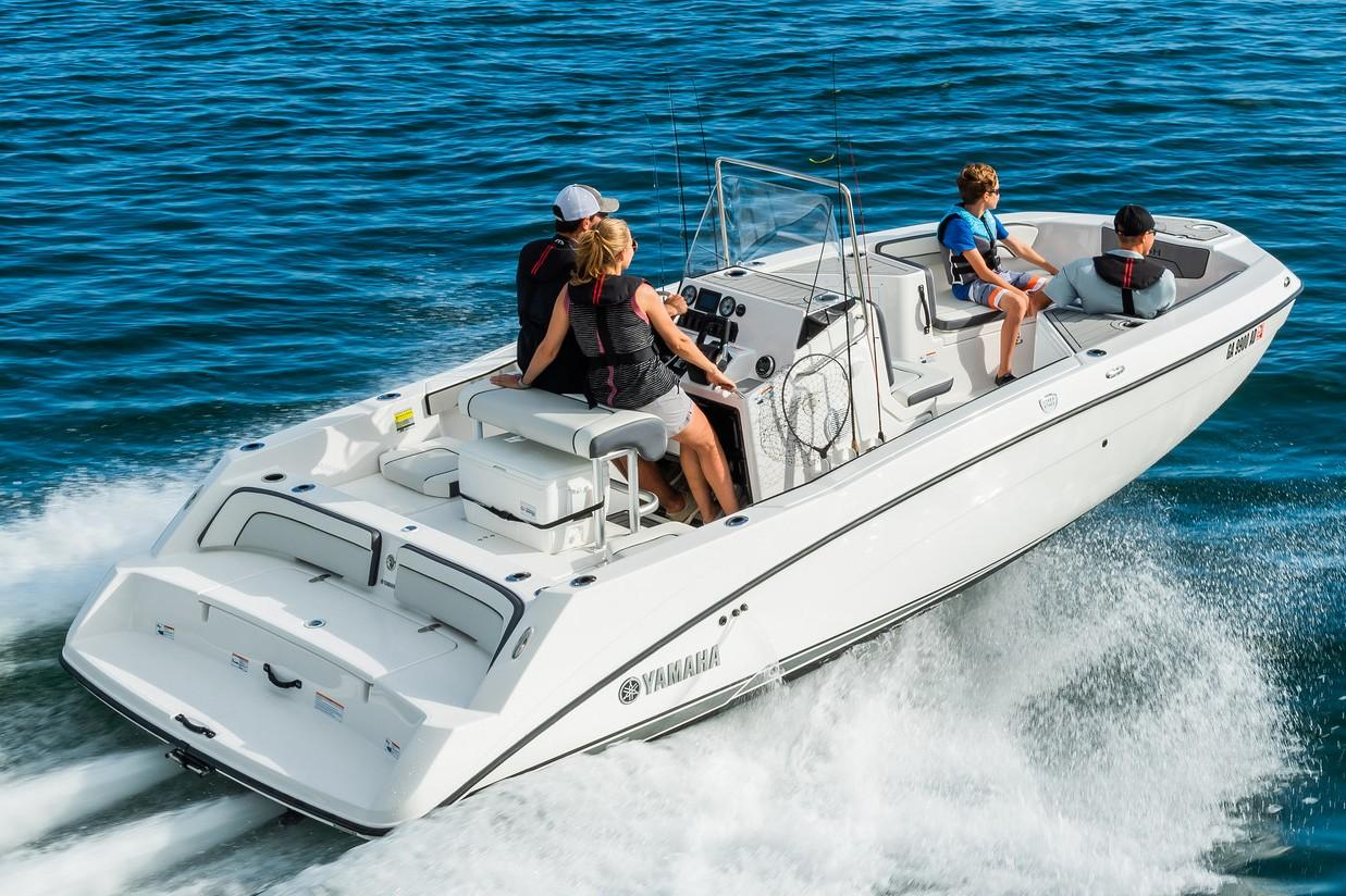 2019 Yamaha 210 FSH in Panama City, Florida