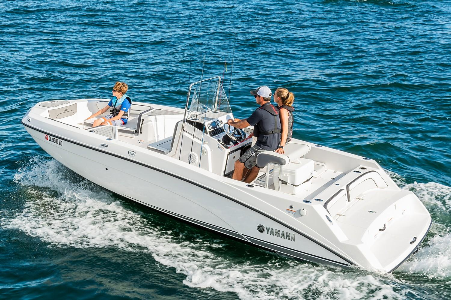 2019 Yamaha 210 FSH in Gulfport, Mississippi - Photo 1