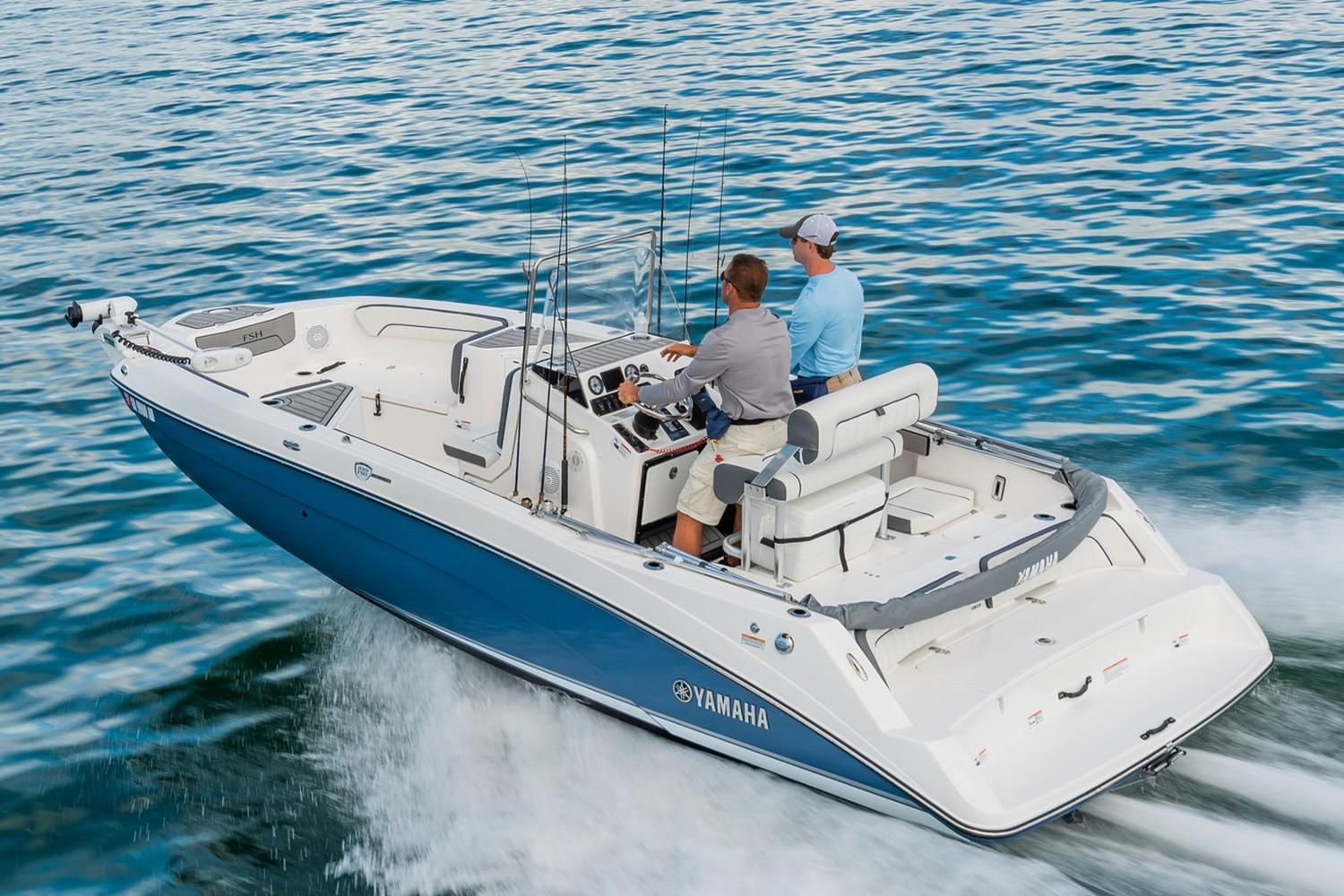 2019 Yamaha 210 FSH Deluxe in Panama City, Florida - Photo 1
