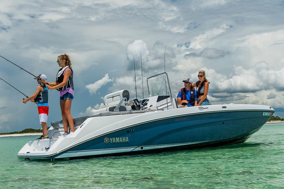 2019 Yamaha 210 FSH Deluxe in Panama City, Florida - Photo 9