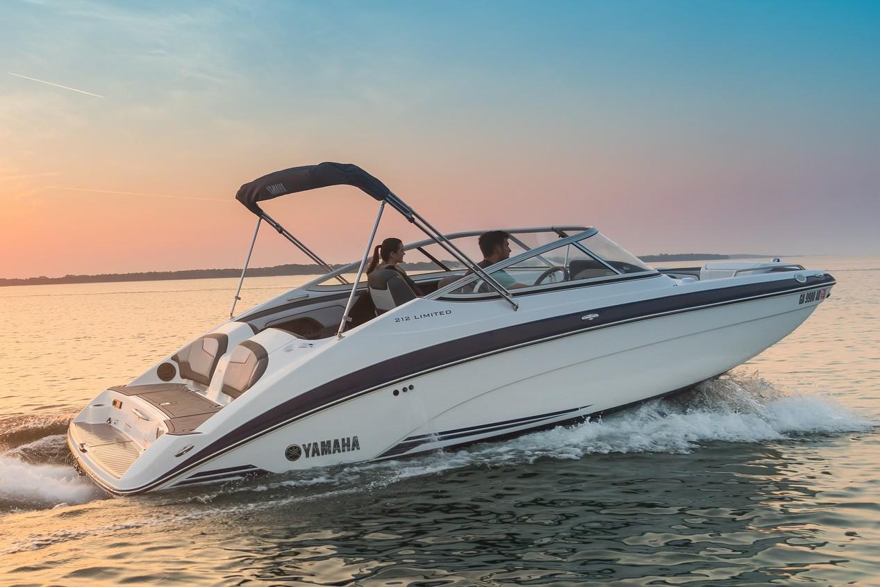 2019 Yamaha 212 Limited in Panama City, Florida - Photo 3