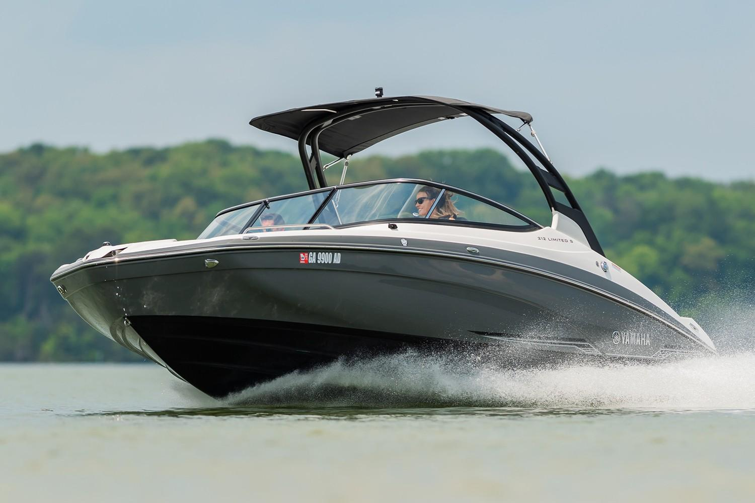 2019 Yamaha 212 Limited S in Metuchen, New Jersey