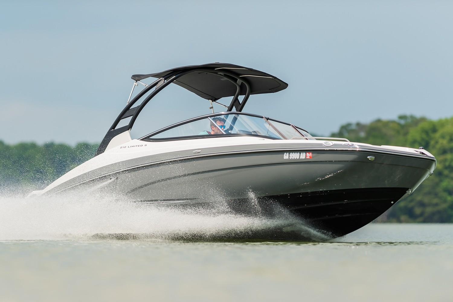 2019 Yamaha 212 Limited S in Gulfport, Mississippi - Photo 2