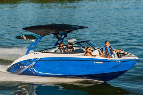 2019 Yamaha 242X E-Series in Muskegon, Michigan