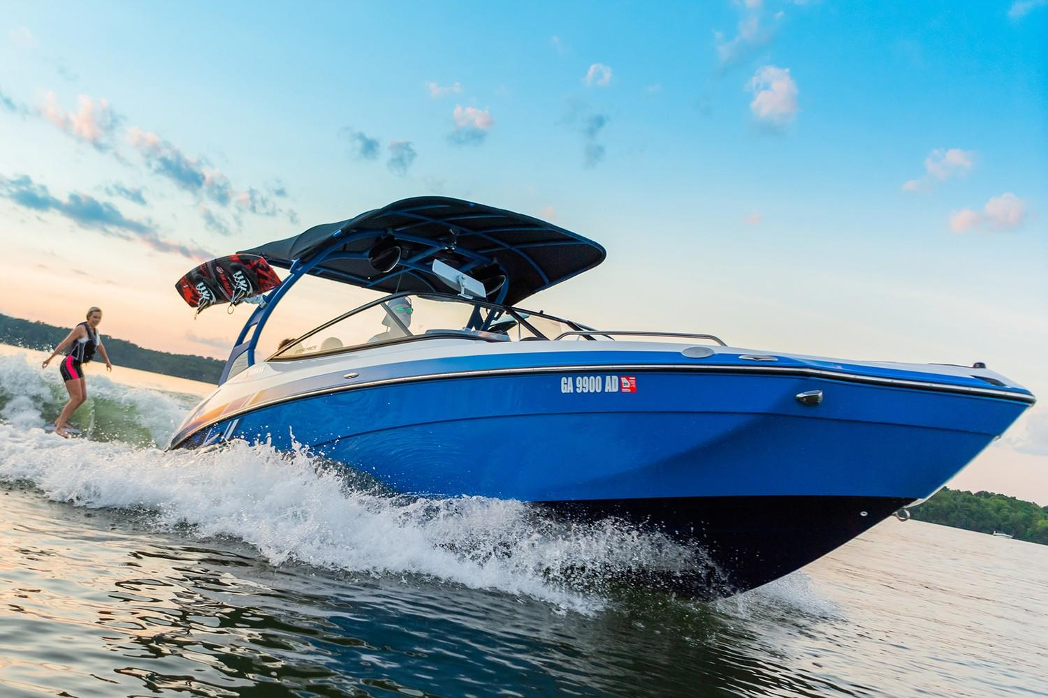 2019 Yamaha 242X E-Series in Bridgeport, New York