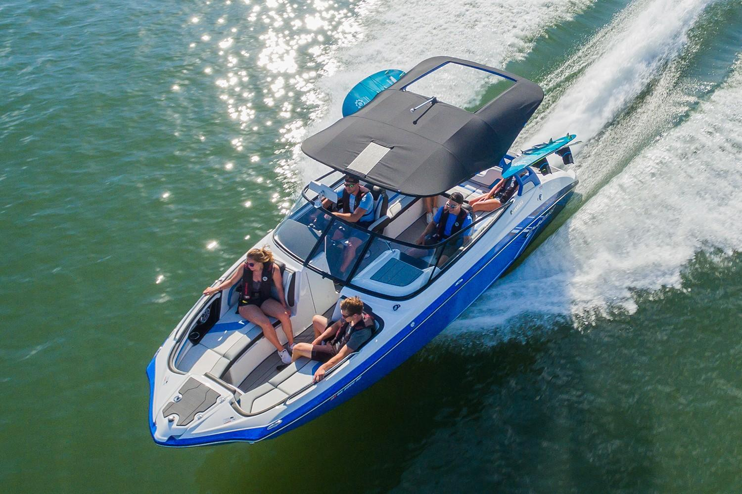 2019 Yamaha 242X E-Series in Huron, Ohio