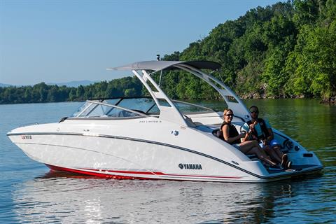 2019 Yamaha 242 Limited S in Shawnee, Oklahoma