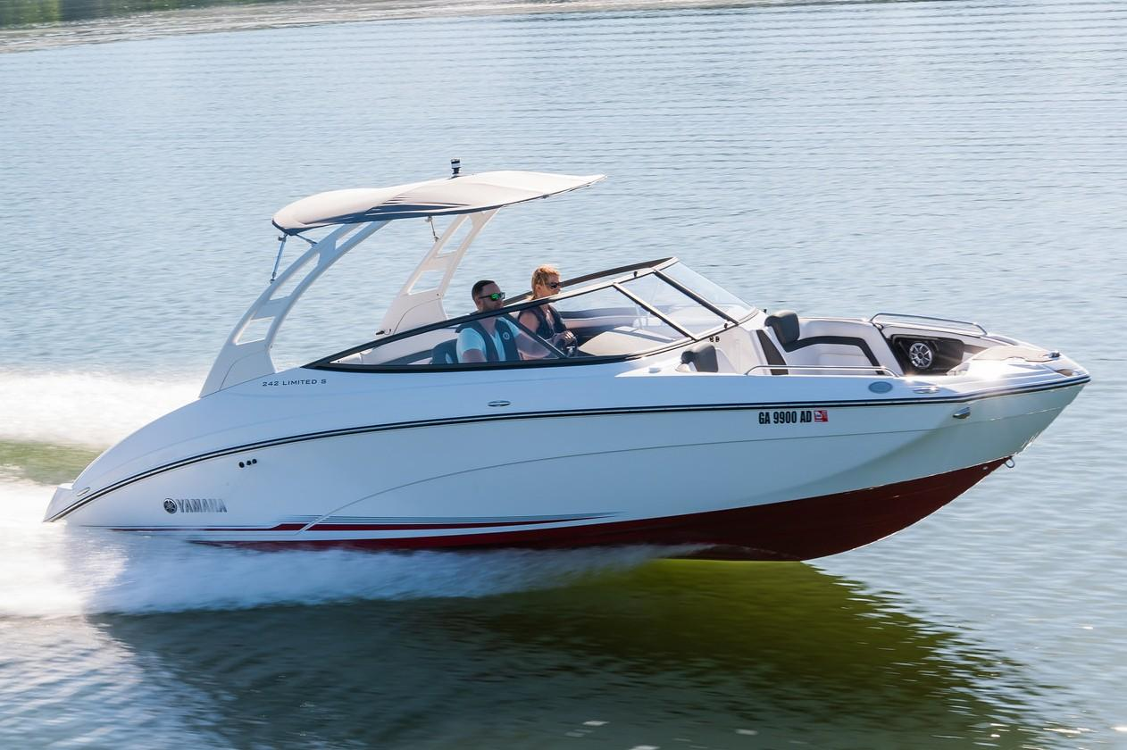 2019 Yamaha 242 Limited S in Gulfport, Mississippi - Photo 2