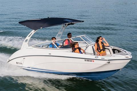 2019 Yamaha 242 Limited S E-Series in Muskegon, Michigan