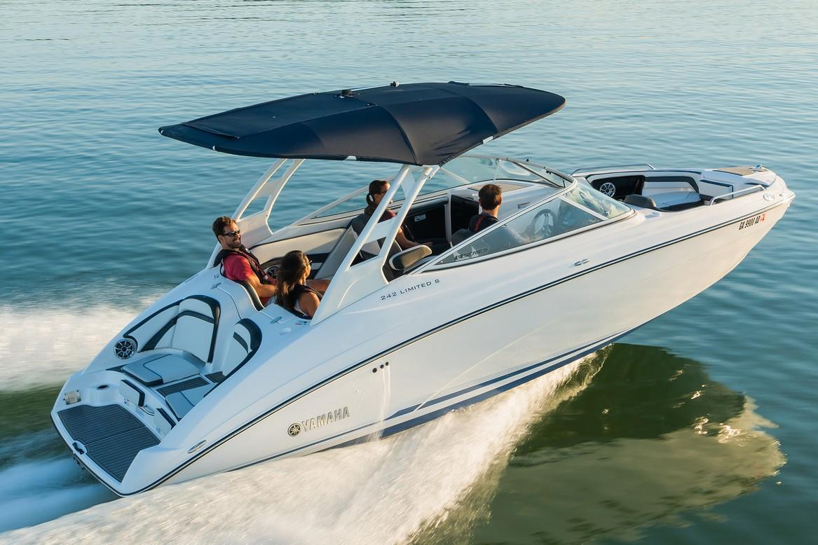 2019 Yamaha 242 Limited S E-Series in Gulfport, Mississippi