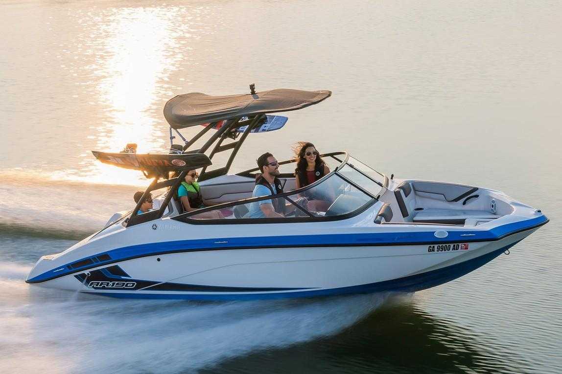 2019 Yamaha AR190 in Gulfport, Mississippi - Photo 1