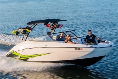2019 Yamaha AR240 in Muskegon, Michigan