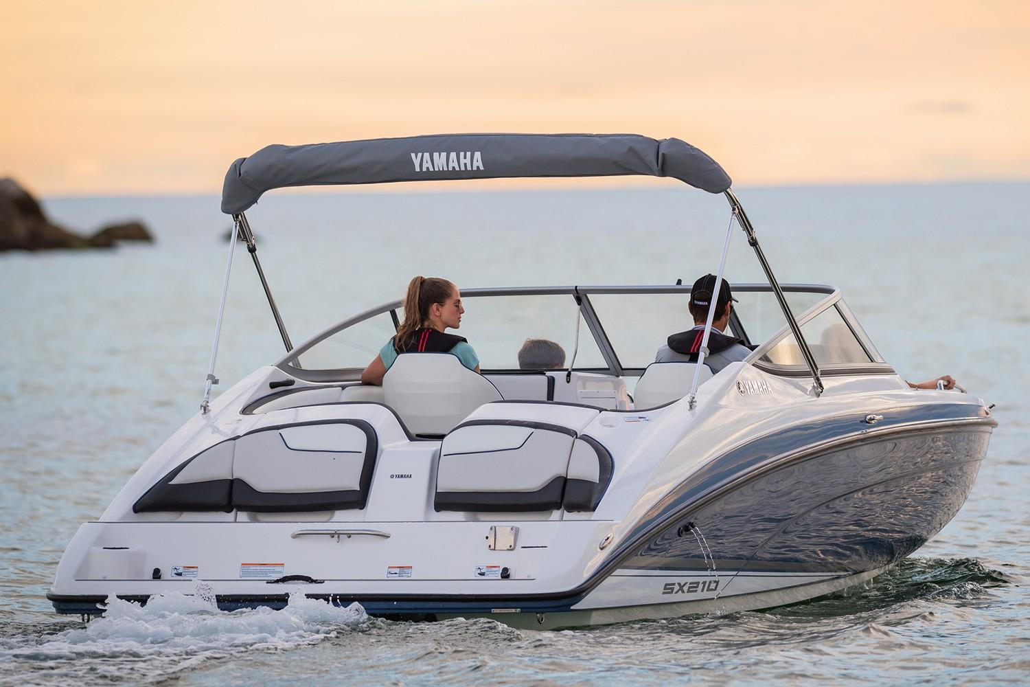 2019 Yamaha SX210 in Huron, Ohio