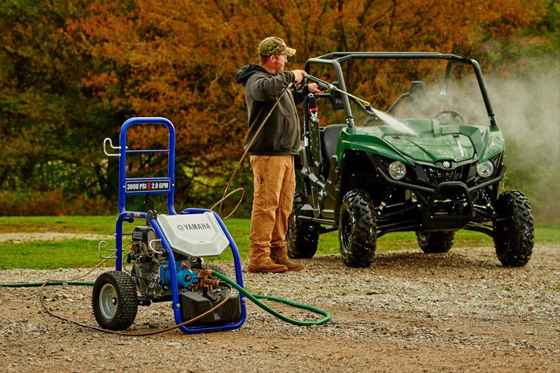 2019 Yamaha PW3028A/B Pressure Washer in Moses Lake, Washington - Photo 19