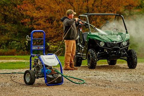 2019 Yamaha PW3028A/B Pressure Washer in Escanaba, Michigan - Photo 19