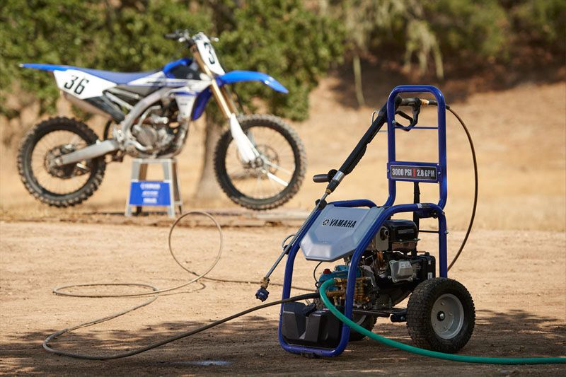 2019 Yamaha PW3028A/B Pressure Washer in Escanaba, Michigan - Photo 20