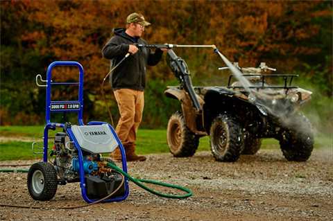 2019 Yamaha PW3028 Pressure Washer in North Little Rock, Arkansas - Photo 4