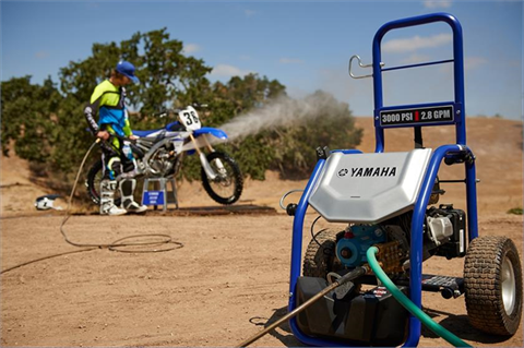 2019 Yamaha PW3028 Pressure Washer in Saint George, Utah - Photo 5