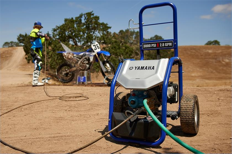 2019 Yamaha PW3028 Pressure Washer in Ottumwa, Iowa - Photo 6