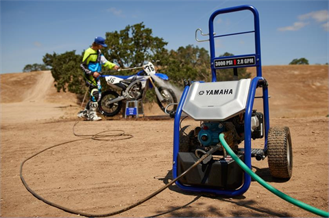 2019 Yamaha PW3028 Pressure Washer in Ottumwa, Iowa - Photo 7