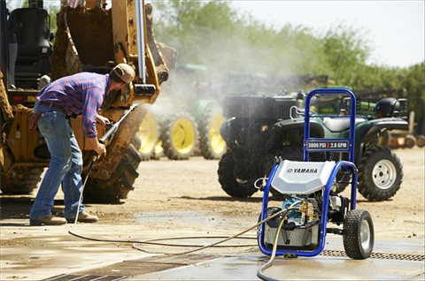 2019 Yamaha PW3028 Pressure Washer in Ottumwa, Iowa - Photo 8