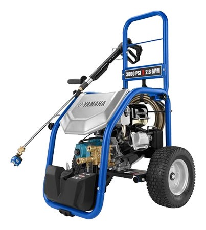 2019 Yamaha PW3028A/B Pressure Washer in Escanaba, Michigan - Photo 3