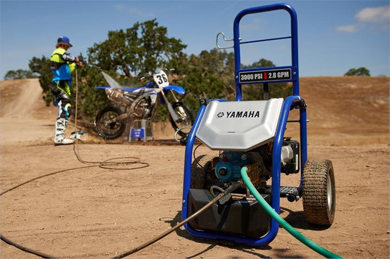 2019 Yamaha PW3028 Pressure Washer in Jasper, Alabama - Photo 6