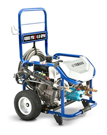 2019 Yamaha PW4040 Pressure Washer in Carroll, Ohio