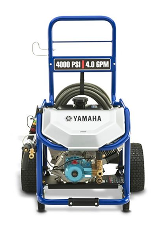 2019 Yamaha PW4040 Pressure Washer in Rock Falls, Illinois