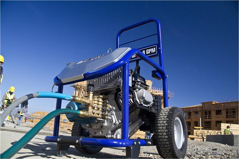 2019 Yamaha PW4040 Pressure Washer in Amarillo, Texas - Photo 8