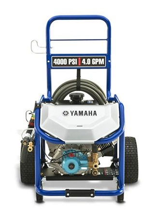2019 Yamaha PW4040A Pressure Washer in Geneva, Ohio - Photo 4