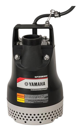 Yamaha SP20ESM Pump in Coloma, Michigan