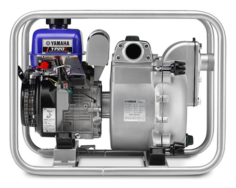 Yamaha YP20T Pump in Brewton, Alabama