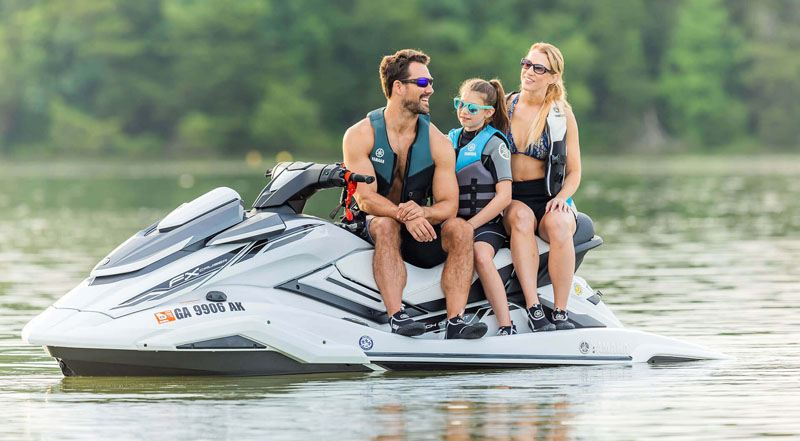 2019 Yamaha FX Cruiser HO in Sumter, South Carolina - Photo 17