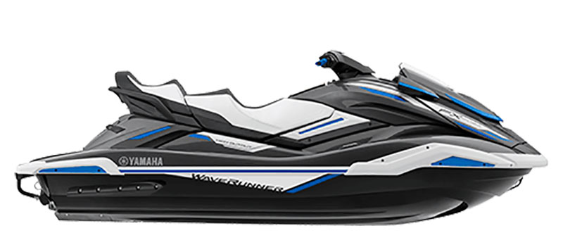 2019 Yamaha FX Cruiser HO in Danbury, Connecticut
