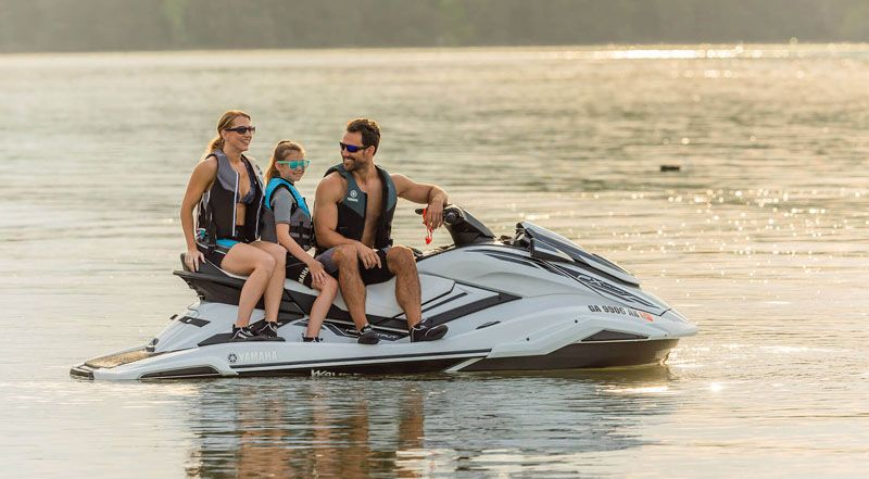 2019 Yamaha FX Cruiser HO in Darien, Wisconsin - Photo 4